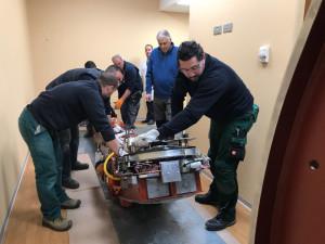 Marrelli Hospital finalmente arriva a Crotone il primo acceleratore per la cura dei tumori (1)