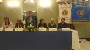 Nasce un nuovo Club a Cirò Marina L'international Inner Wheel, donne a servizio della comunità (1)