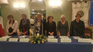 Nasce un nuovo Club a Cirò Marina L'international Inner Wheel, donne a servizio della comunità (2)