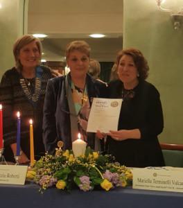 Nasce un nuovo Club a Cirò Marina L'international Inner Wheel, donne a servizio della comunità (5)
