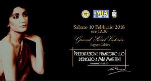 Un francobollo dedicato a Mia Martini, Sabato 10 febbraio la presentazione a Bagnara Calabra