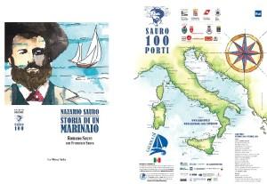 Un viaggio in barca a vela per 100 porti per 100 anni di storia, dal 6 al 8 febbraio farà sosta a Cirò Marina Sauro100