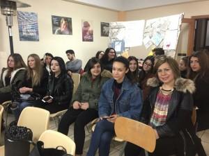 VI Concorso scolastico diocesano menzione speciale agli alunni della 2^ C del Linguistico di Cariati