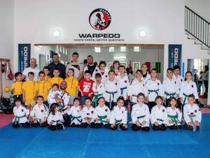 la scuole di Warpedo e Olimpia