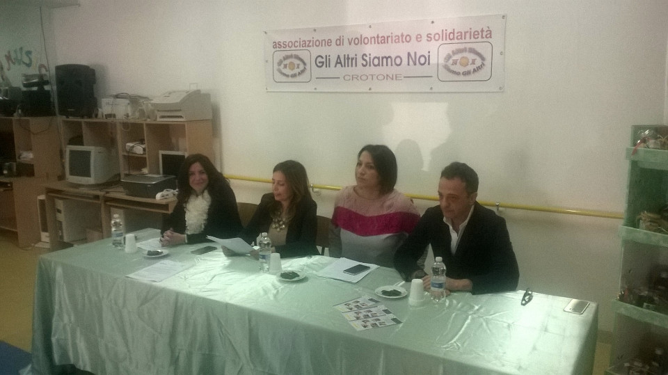 Associazione italiana persone Down alla conferenza Onu col progetto