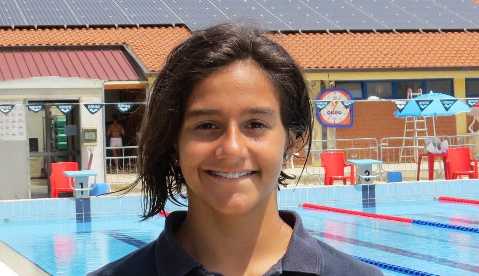 La kroton nuoto vince il trofeo al meeting di vibo valentia for Piscina olimpionica crotone