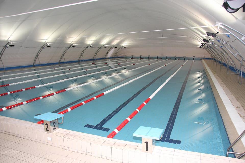 Autorizzati gli allenamenti degli atleti delle squadre for Piscina olimpionica crotone